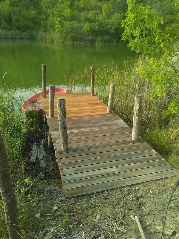 Fattoria Barbialla Nuova, deck, fishing pond, lovely place, trip to Tuscany, countryside living
