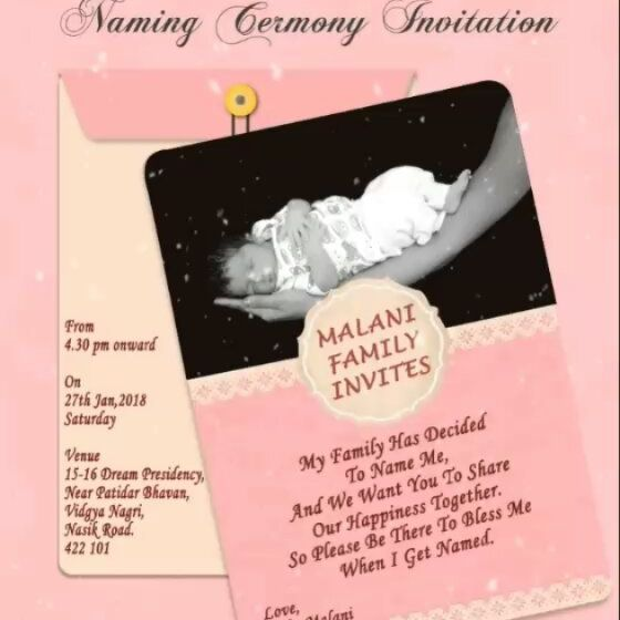 The 25+ best Naming ceremony invitation ideas on Pinterest - naming ceremony invitation