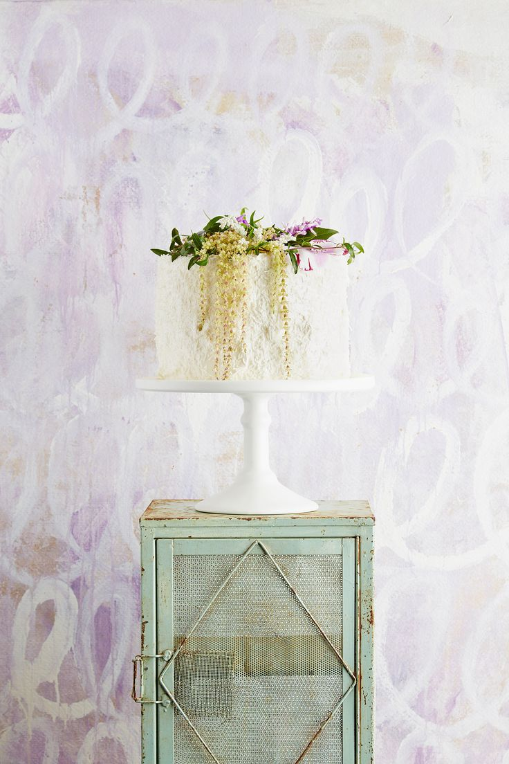 Robert Gordon Australia SS15 Collection. Sunday Best Cake Stand. Styling by Hannah and Kate Gordon. Photo by Jarrod Barnes photography