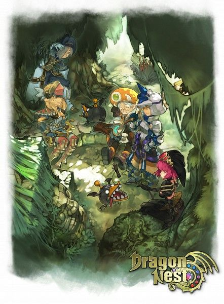 dragon nest classes together