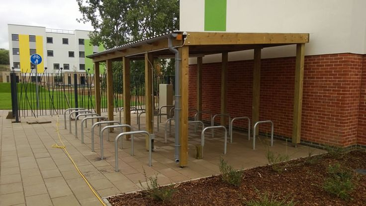 Campus and Housing Shelters - Setter Shelters UK