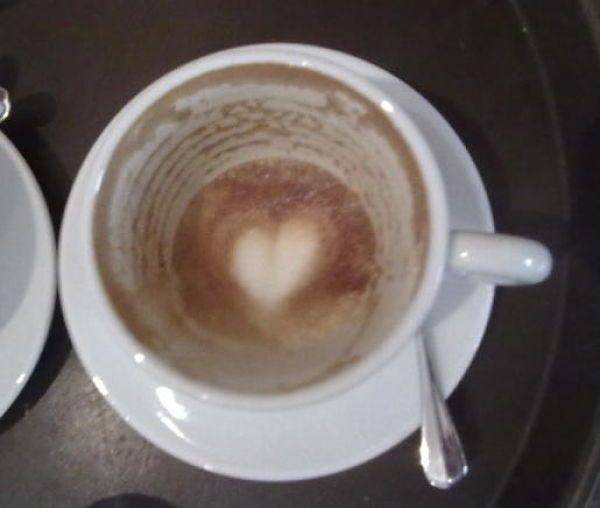 La huella del amor :-)