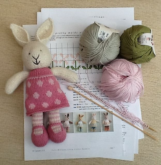 Ravelry: Project Gallery for Seasonal dresses Pattern pattern by Little Cotton Rabbits