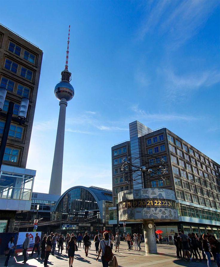 Alexanderplatz, Berlin (Virtual Tour)