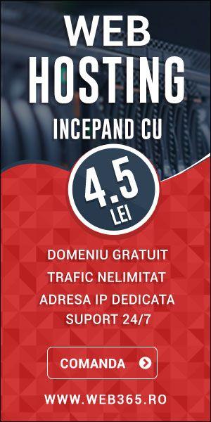 GAZDUIRE WEB / WEB HOSTING / VPS SSD SERVER BUCURESTI ROMANIA