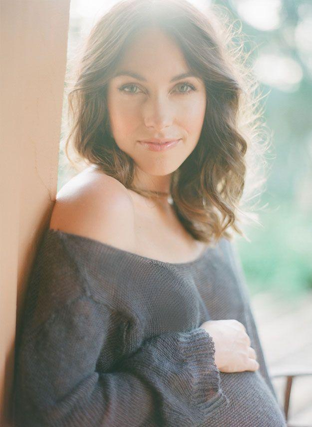 gorgeous maternity shoot by Jemma Keech
