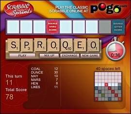 Play Scrabble Online free – Scrabble Sprint game #games #for #free #games #for #free http://game.remmont.com/play-scrabble-online-free-scrabble-sprint-game-games-for-free-games-for-free/  Scrabble Online Free – Scrabble Sprint This Scrabble online free game is great practice for the real thing. Combine the letters into high-value words on a timer for the most points. To begin, click the Small, Medium, or Large link under the picture at left. This opens the game in a pop-up window. The games…