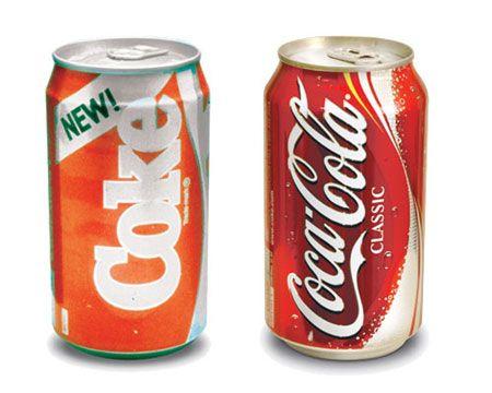 New Coke: Products Flops, Classic Coke, Coke Classic, Remember This, 1980 S, Cocacola, Epic Fails, Coca Cola, 1980S