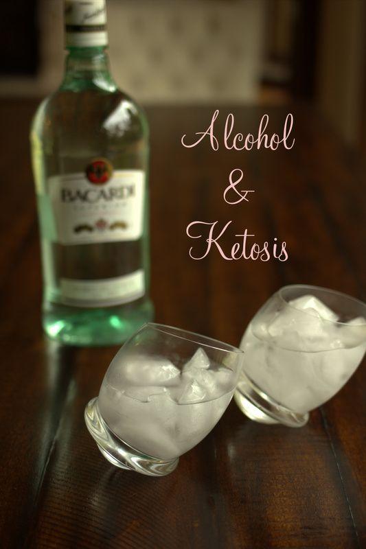 Alcohol and Ketosis