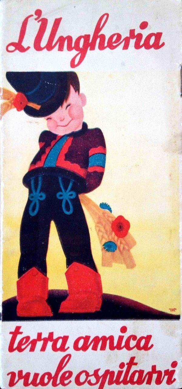 Friendly land invites guests (Mallász Gitta, 1936)