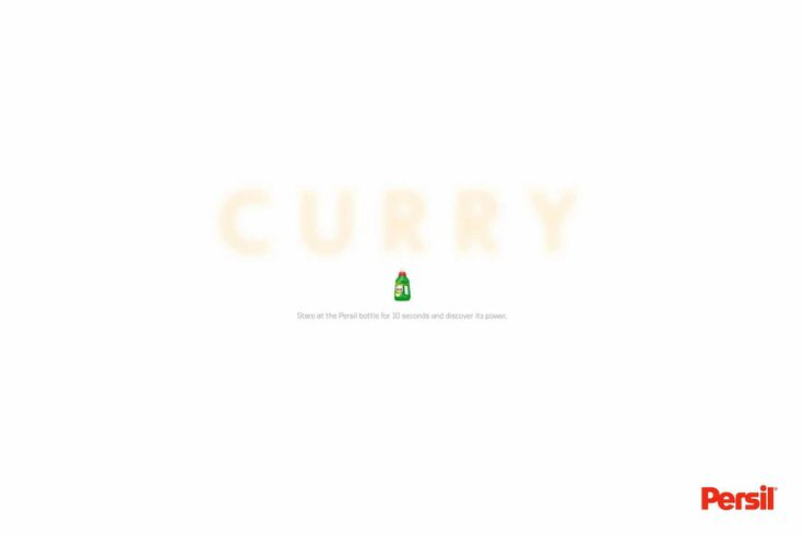 Persil: Curry
