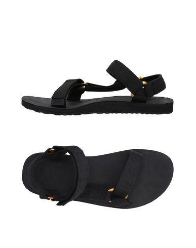 TEVA Men's Sandals Black 11 US