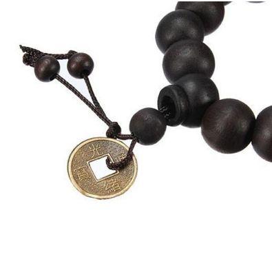 Tibetan Natural Wood Bracelet