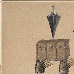 Cadavre Exquis, André Breton, Max Morise, Jeannette Ducrocq Tanguy, Pierre Naville, Benjamin Péret, Yves Tanguy, Jacques Prévert. Figure. (1928) | MoMA