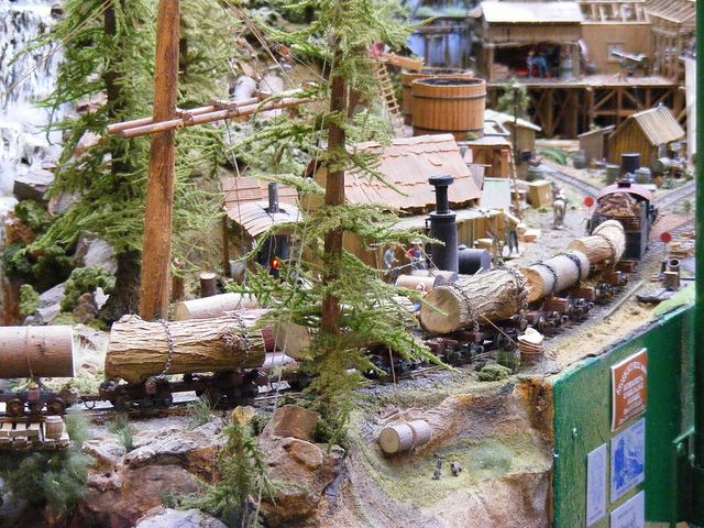 model railroad layouts | Recent Photos The Commons Getty Collection Galleries World Map App ...