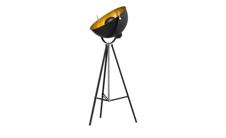 KHG Stehleuchte im Studiolampen-Design, schwarz , gefunden bei Möbel Höffner. https://www.hoeffner.de/artikel/689494