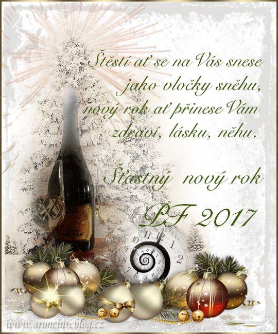 PF 2017 | vánoční blog