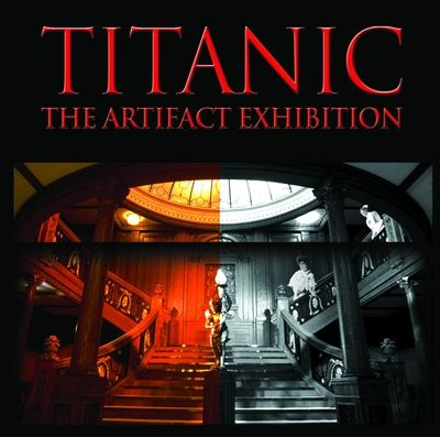 Titanic Haunted Tours at Luxor Las Vegas