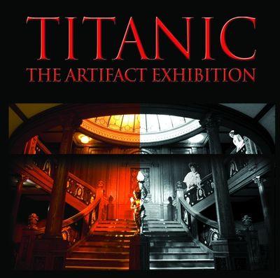 Titanic Haunted Tours at Luxor Las Vegas