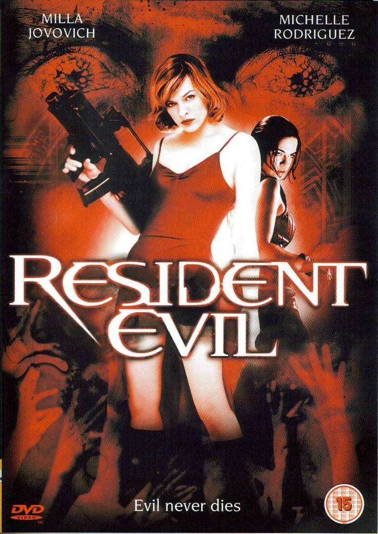 Resident Evil - Milla Jovovich, Michelle Rodriguez-I'll take both of these ladies on my apocalypse team!