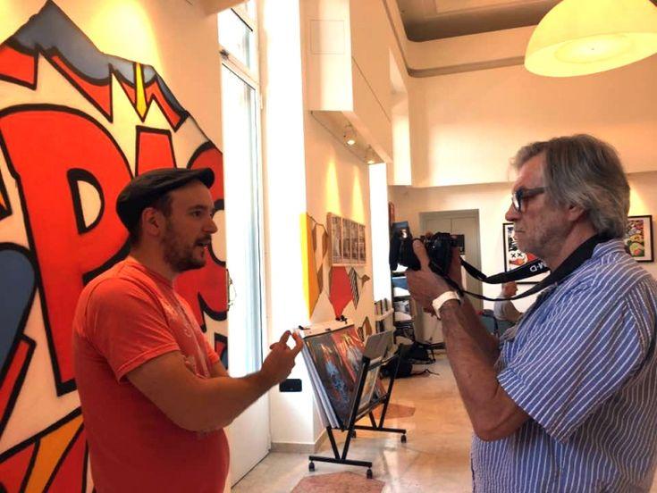 Pao: Penguin Heroes, st art. L'arte per tutti, Mondadori Megastore Milano, 13:06:2017 - 47