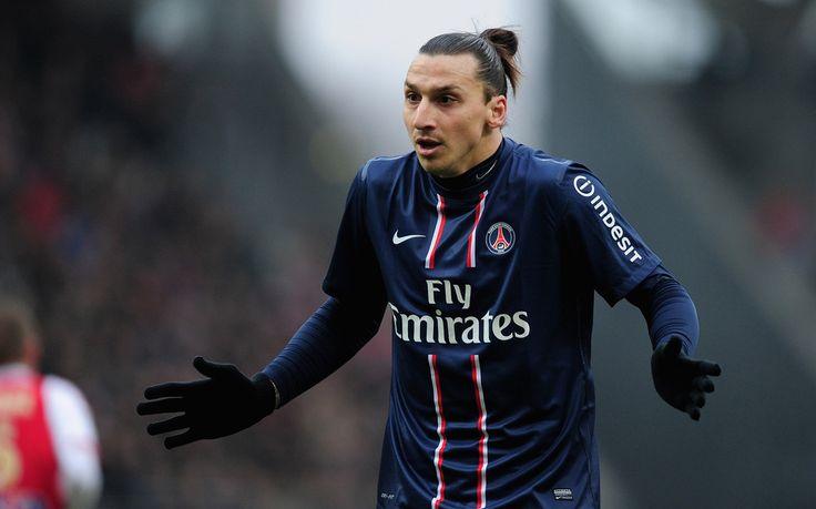 Zlatan Ibrahimovic Photos - Stade de Reims Champagne v Paris Saint-Germain FC - Ligue 1 - Zimbio