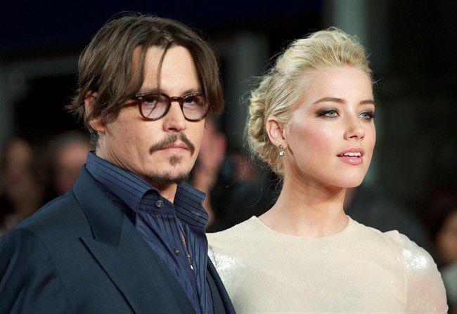 Johnny Depp agrediu esposa com soco no olho