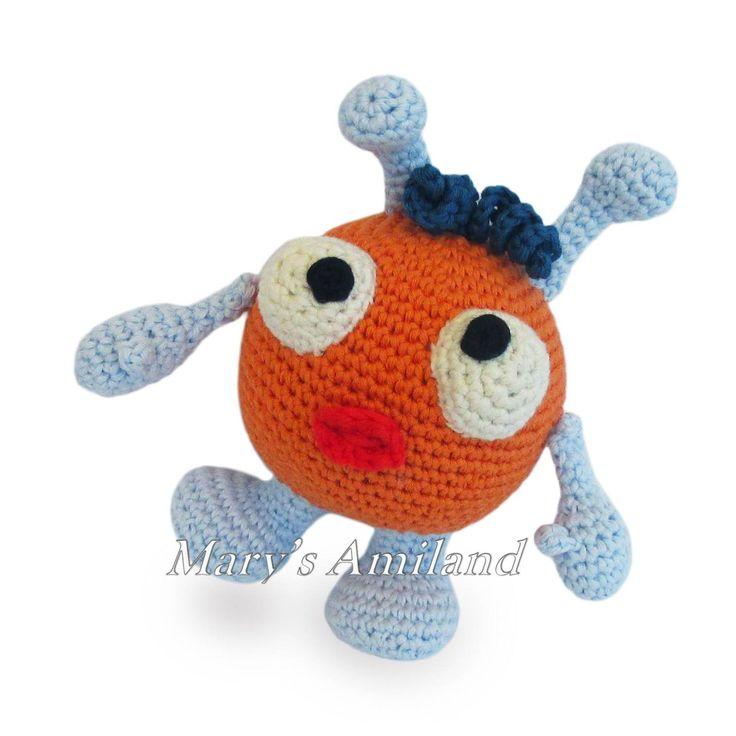Bubble The Ami - Amigurumi crochet | Craftsy