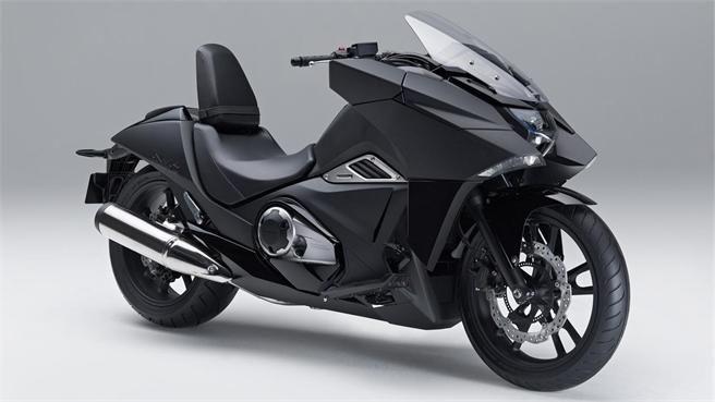 Honda NM4 Vultus del Futuro
