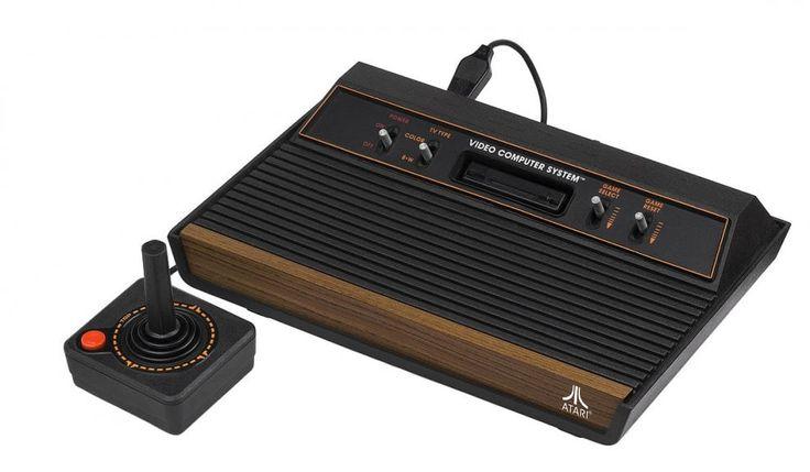 Atari, le console storiche