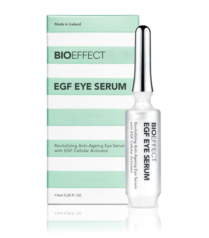 BIOEFFECT EGF EYE SERUM. #bioeffect #