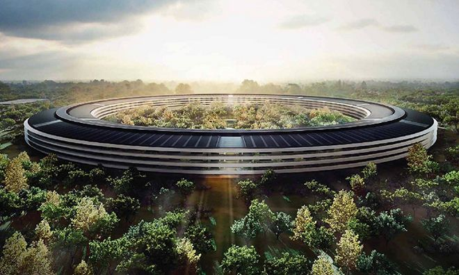 Apple's Fanatic Attention To Detail for Apple Campus 2 Detailed