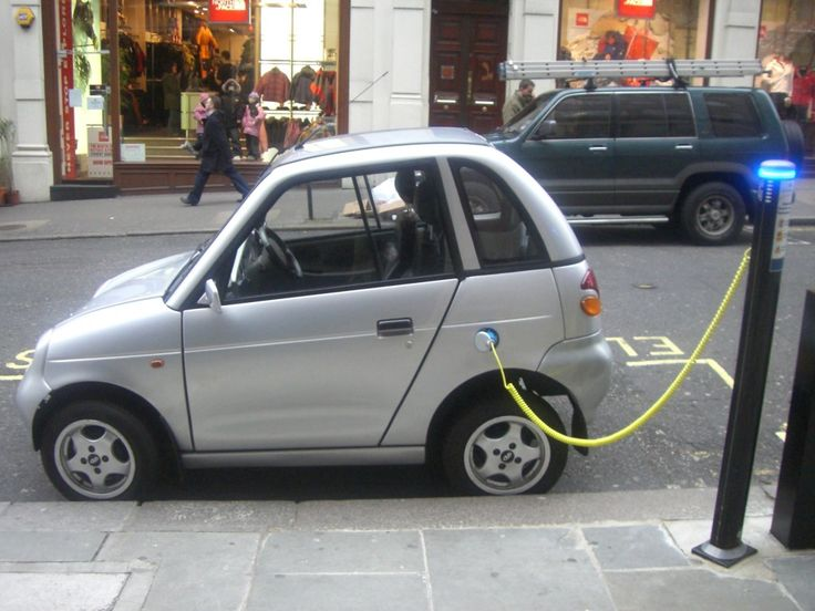 Electric cars cause more pollution than petrol/diesel powered cars.