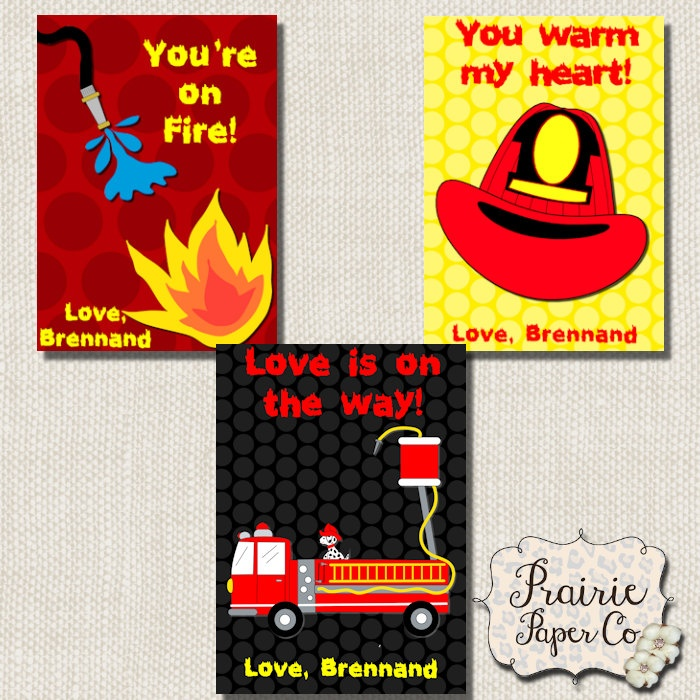 84 best images about Fire Valentines Day Cards – Boy Valentines Cards