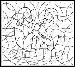 coloring pages christmas lutheran - photo#36