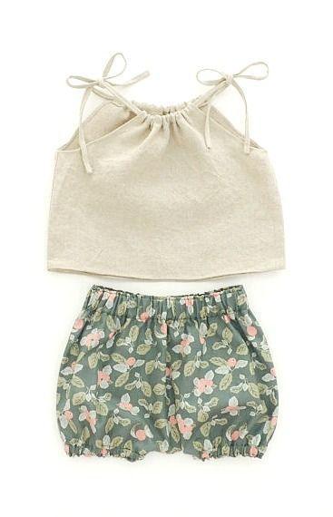 Halten Sie Ihr Baby diesen Sommer cool, mit Sommer-Baby-Outfit-Ideen in diesem Blog