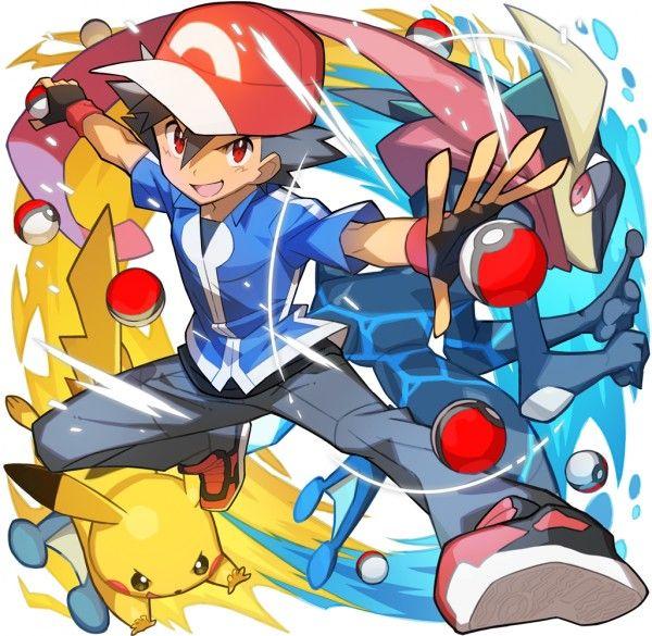 #Dessin #Pokemon par naoko saito #JeuVidéo