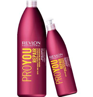 Revlon shampoo, hair repair