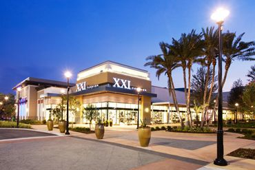 The Florida Mall is Orlando's most spectacular shopping and tourist attraction as well as the largest shopping mall in Central Florida.
