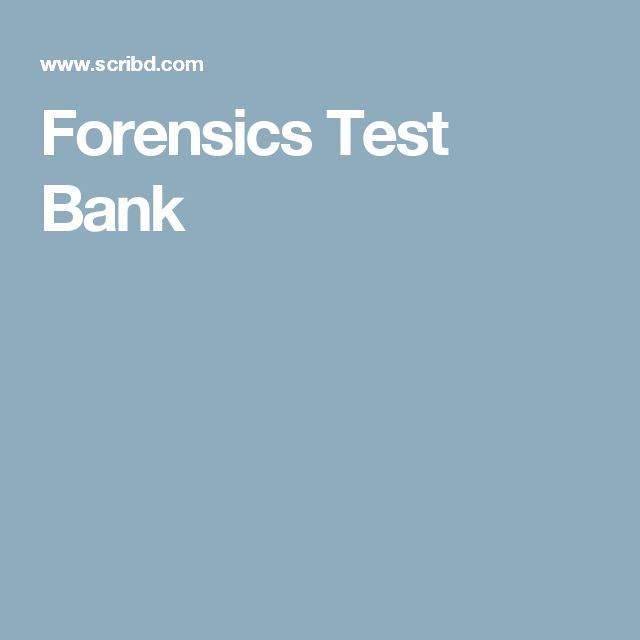 American Academy of Forensic Sciences, A professional.