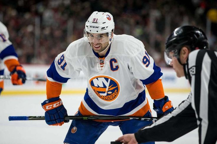 Here are your 2017 NHL All-Star Game rosters - January 10, 2017: JOHN TAVARES, F, ISLANDERS: Metropolitan Division