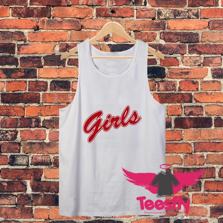 Friends Tv Show Girls Red Personalized Tank Tops Cheap //Price: $17.00     #clothing