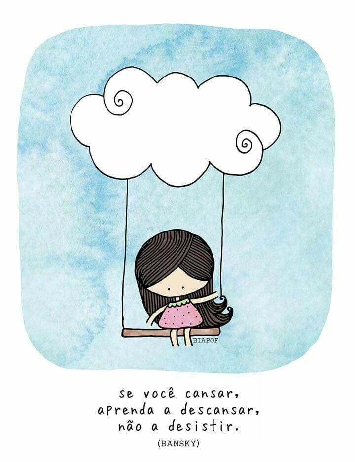 Desistir jamais....