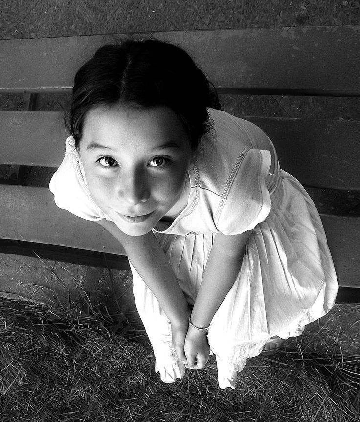 Cata Burgos (2006)  Tomada por mi.  #Spontanya #blancoynegro #retrato