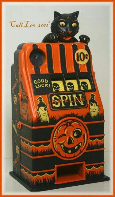 Hallow Spin by Cali Lee