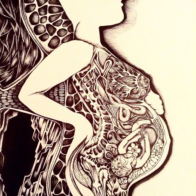 #art #arigart #illustration #instaartist #inkdrawing #indianink #instaink #ink #surrealism #painting #picture #женщина #graphicart #graphic #blackandwhite #artsy #artist #drawing #sketch #графика #blackwhite #иллюстрация #беременность #чернобелое #рисунок #woman #искусство #topcreator #baby #pregnancy