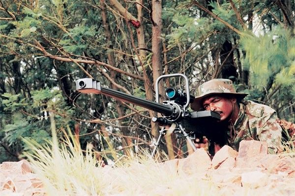 Awesome weapons made in South Africa: When it's time to bring out the big guns, South Africa delivers some serious firepower.