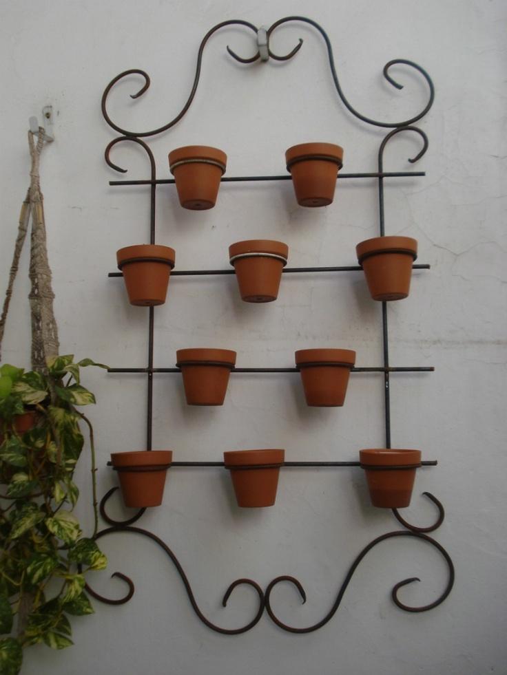 17 best ideas about rejas para jardin on pinterest rejas - Jardines y plantas ...