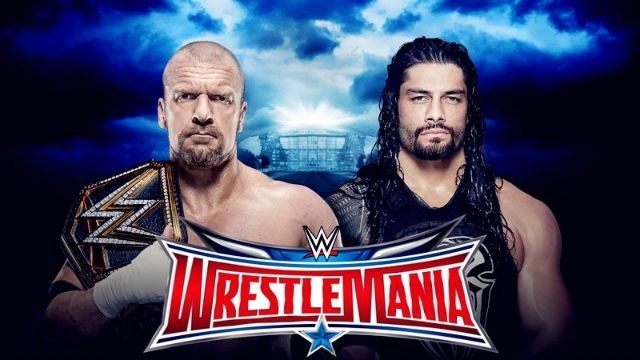 WrestleMania 32 Live Blog and Results  What's up everyone? WrestleMania 32 is finally here and I'll be with you all evening posting results and reaction from the huge annual WWE mega-card. Dean Ambrose and Brock Lesnar will got nuts on each other with kendo sticks and chairs Shane-O-Mac will try and defeat Undertaker inside Hell in a Cell and Roman Reigns will go after Triple H's WWE World Heavyweight Championship.  Plus former NXT-ers Charlotte Sasha Banks and Becky Lynch will attempt to…