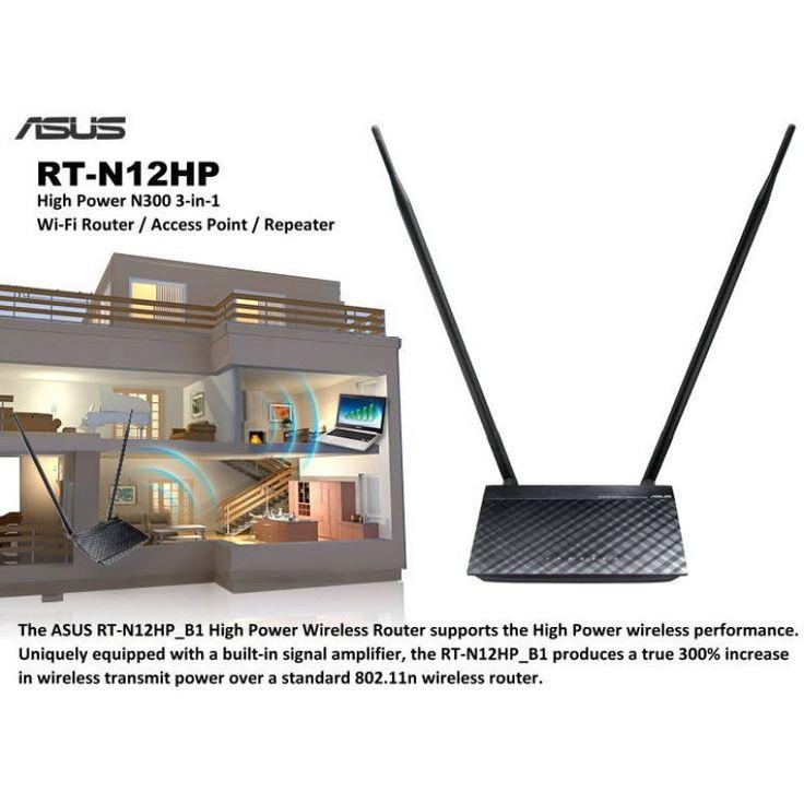 Asus RT-N12HP high p